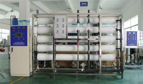 不锈钢反渗透纯水设备