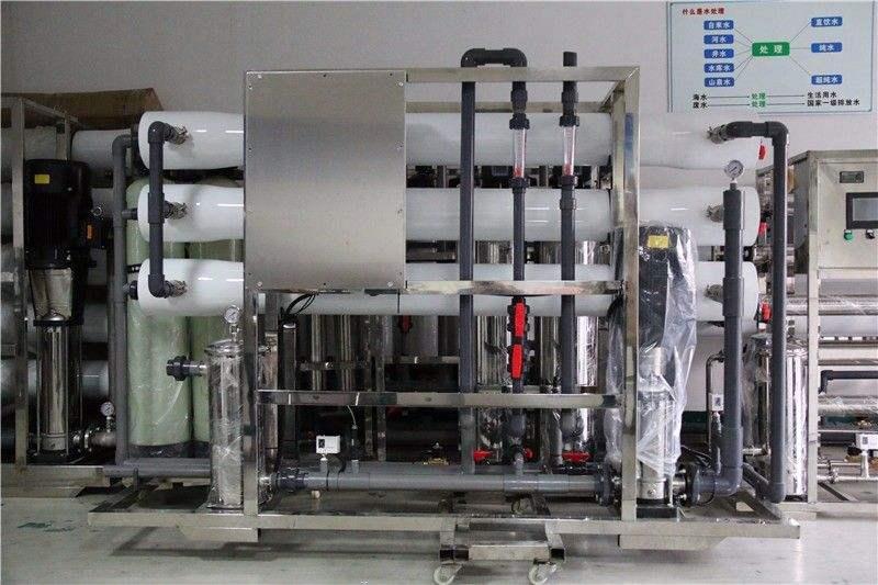 一体化纯水设备常见污